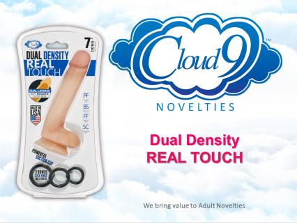 Cloud 9: Dual Density