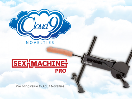 Cloud 9 Sex machine Pro
