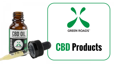CBD Products From Green Roads