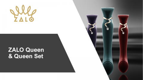 Zalo: Queen and Queen Set