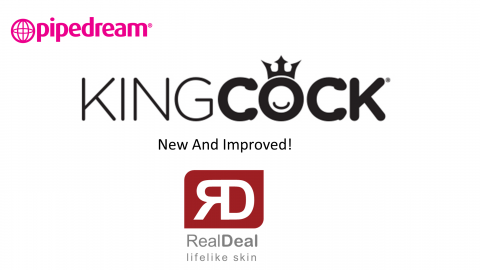 Pipedream: King Cock - New and Improved