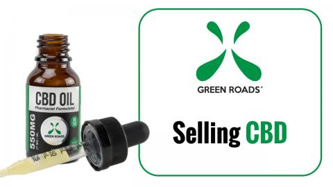 Selling Greenroads CBD