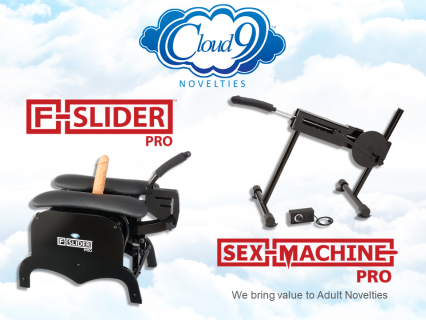 Cloud 9: F-Slider and Sex Machine Pro