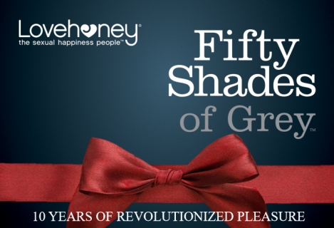 20 Years of Fifty Shades of Grey
