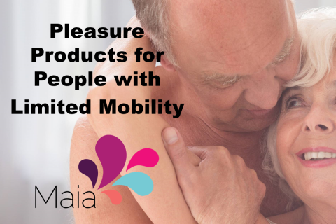 Pleasure Products for Limited Mobility