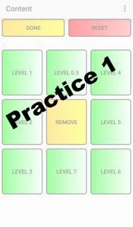 Content Practice: 1
