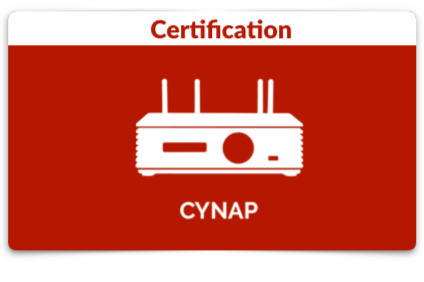 03 Cynap Certification