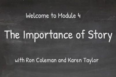 Module 4 - The Importance of Story (P4R_004)