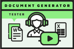 Document Generator for Xray Cloud