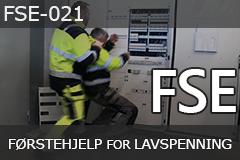 FSE førstehjelp ved strømulykker (FSE-021)