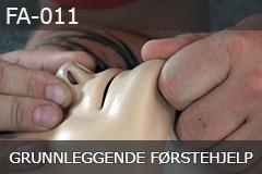 Grunnleggende førstehjelp (FA-011)