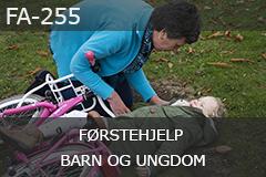Førstehjelp - Barn og Ungdom (FA-255)