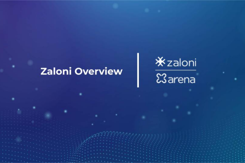 Introduction to Zaloni and Arena