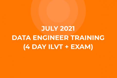 09_September 2021 Data Engineer Training (4 Day ILVT + Exam)