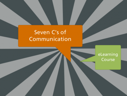 Seven C's of Communication (COM001)