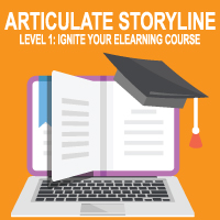 Articulate Storyline 360 Level 1: Ignite Your eLearning Course (April-May 2020) (STORY001-4-clone)